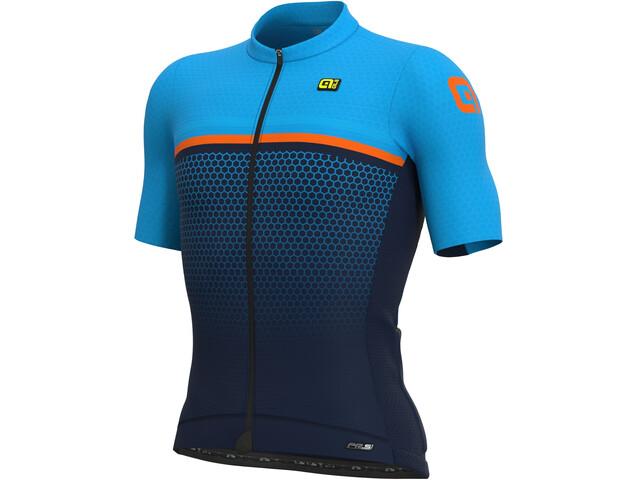 Alé Cycling PR-S Bridge SS Jersey Men light blue